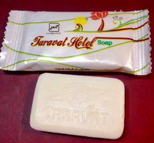 صابون 18 گرمی سلفونی طراوت